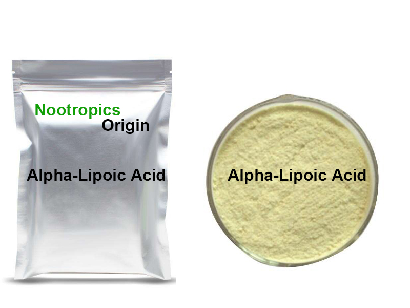 Alpha-Lipoic Acid for anti-aging
