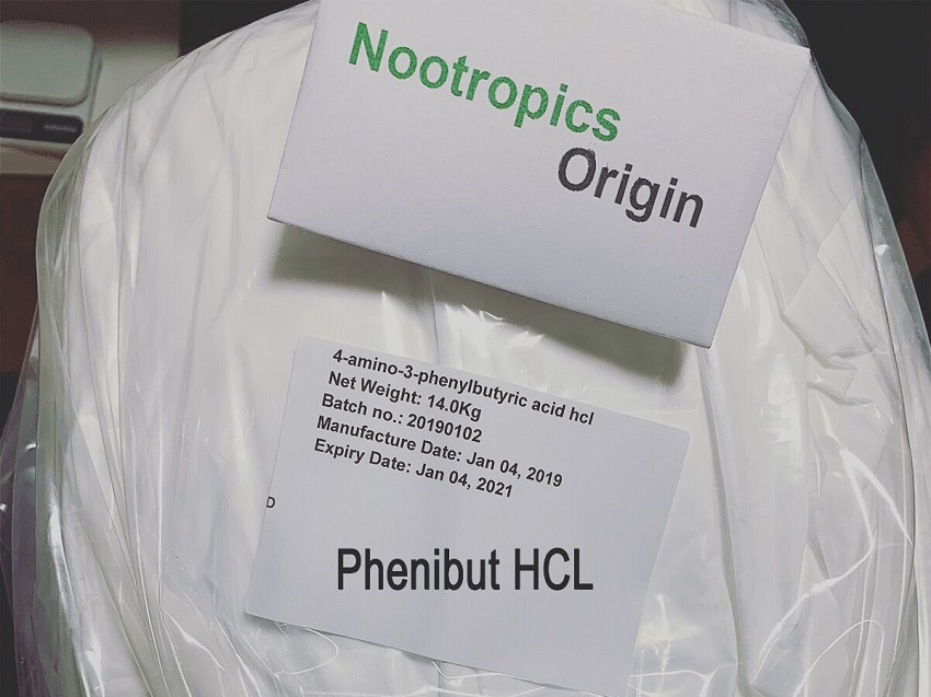 Phenibut HCL – Bring purity nootropic from origin